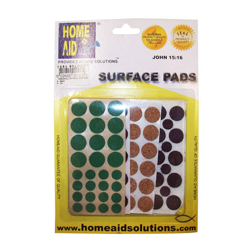 Self-Adhesive Pads & Furniture Bumpers