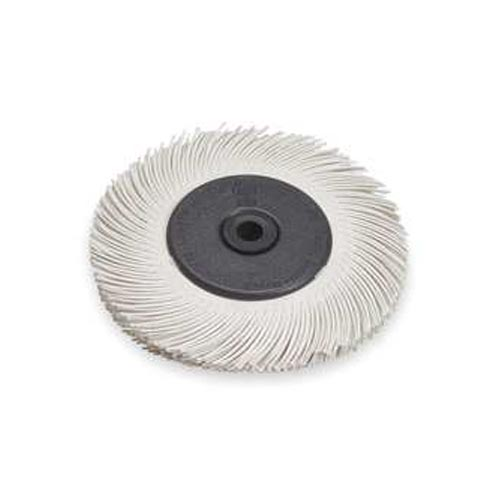 Bristle Disc and Fiber Brush