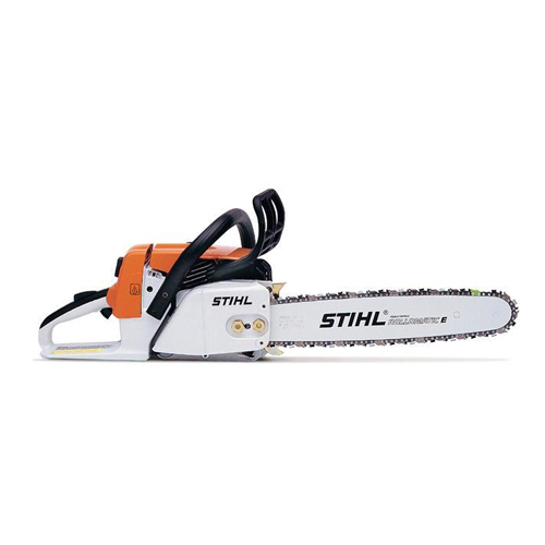 Chain Saws and Parts