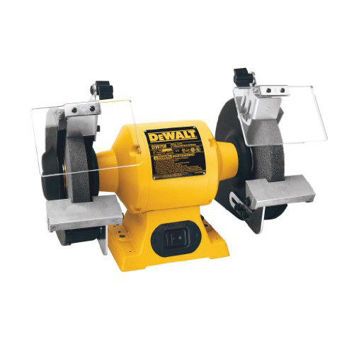 Bench-Mounted Tools and Grinder