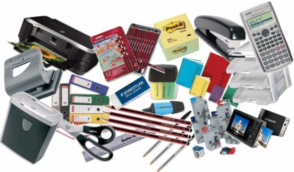 Office Supplies & Equip.