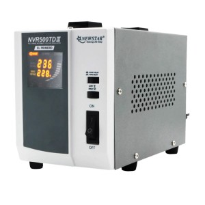 NVR-500TD/G3 NEWSTAR AVR 500W COLOR