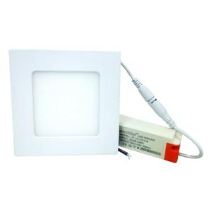 LANDLITE LED SQUARE DOWNLIGHT DL11-1230-06W 105MM WW 85-265V