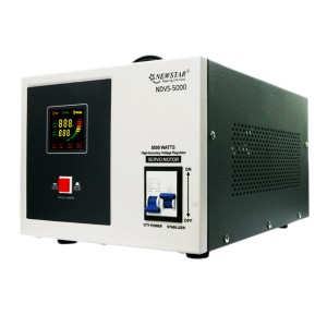 NEWSTAR SERVO AVR W/COLOR DISPLAY NDVS-5000 5000W