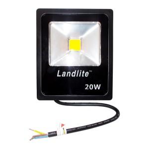 LANDLITE LED FLOODLIGHT FL-020-ECO WW