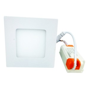 LANDLITE LED SQUARE DOWNLIGHT DL11-145-09W 125MM WW 85-265V