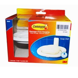 3M COMMAND SOAP DISH
