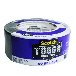 3M DUCT TAPE TOUGH NO RESIDUE 1.88X25YD