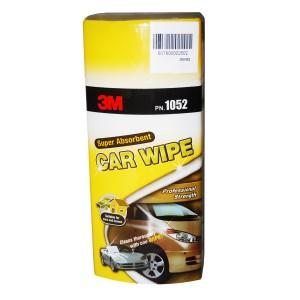 3M CAR WIPE SUPER ABSORBENT